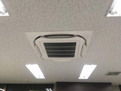 ルームエアコン・業務用エアコンの違い