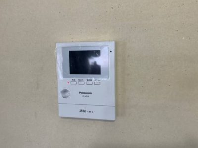 インターホン交換工事 <Panasonic VL-SE30XL> 東京都葛飾区