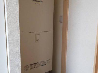 エコキュート交換工事<Panasonic HE-NS37JQS> 埼玉県さいたま市